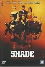 Dvd SHADE - CARTA VINCENTE - (2003) ***Sylvester Stallone*** ......NUOVO