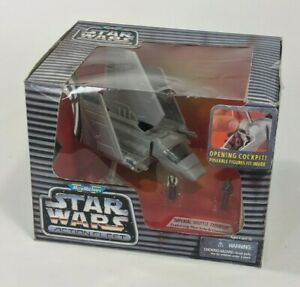Vintage-1995-Micro-Machines-Star-Wars-Action-Fleet-Imperial-Shuttle-Tydirium-Toy