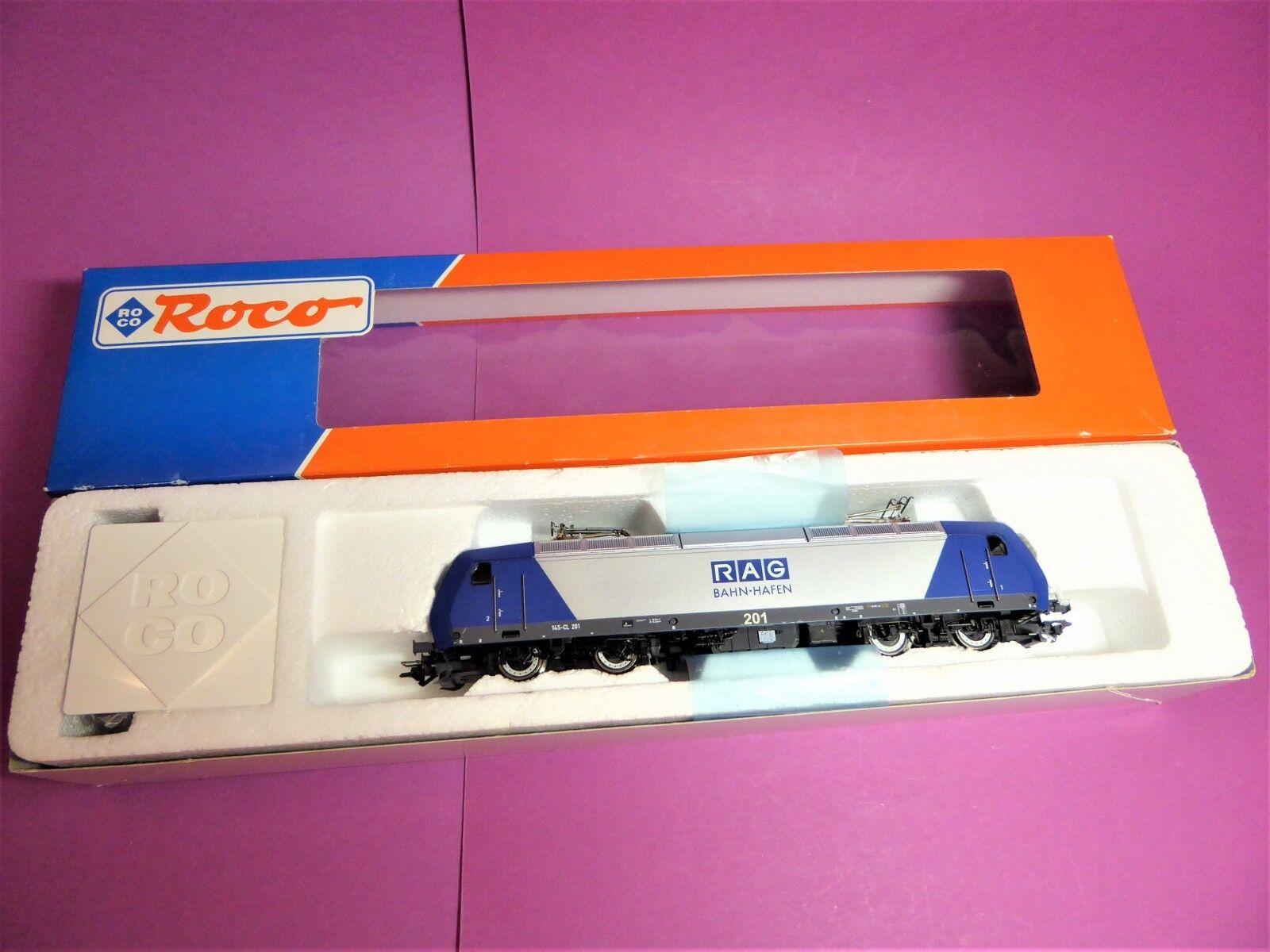 ROCO h0 69565 per AC  Rag 145cl 201 ELok