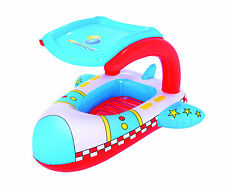 OPENBOX Bestway UV Careful Sun Protection Childs Inflatable Swimming Pool Float