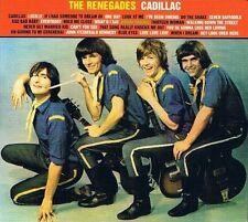 "The Renegades: ""Cadillac"" + bonustracks (DIGIPAK CD reissue)"