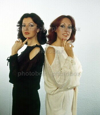 Exclusive Unpublished PHOTO Ref 168 Mayte Mateos Baccara