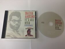 Walter Jackson: It's All Over: the Okeh Recordings Vol.1 CD V NR MINT