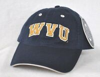Wvu University Of West Virginia Mountaineers Ball Cap Hat Ouray Embroidered