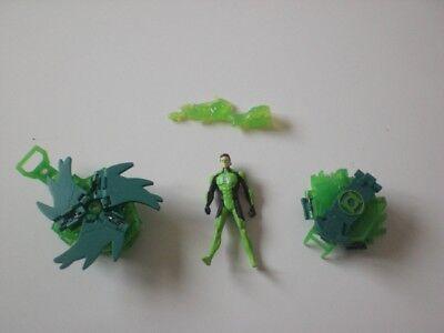 Aktiv Green Lantern Battle Shifters Blade Attack & Scorpion Assualt Bundle,see Pics