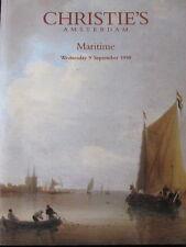 CHRISTIE'S Maritime – ship binnacle chronometer diving helmet model