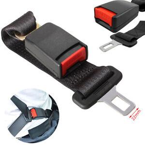 promotion regarder meilleur endroit Détails sur Sangle d'extension de ceinture de sécurité voiture clip de  boucle réglable