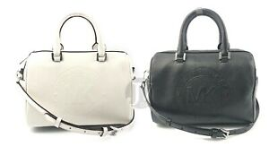 Michael-Kors-Fulton-Sport-Leather-Small-Duffle-Satchel-Handbag