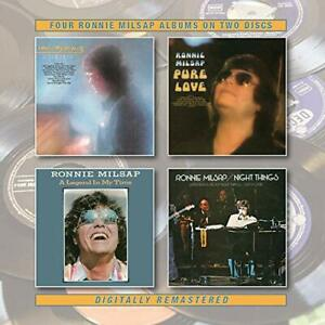 Ronnie-Milsap-Where-My-Heart-Is-Pure-Love-Legend-In-My-Time-Night-Things-CD