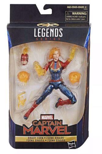 Marvel Legends MCU Captain Marvel Binary Form
