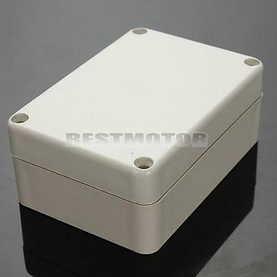 WATERPROOF ABS PLASTIC ELECTRONICS PROJECT BOX ENCLOSURE HOBBY CASE W SCREW IP65