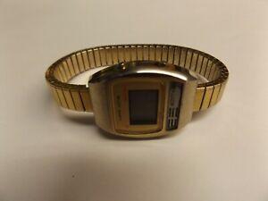 Vintage-Ambassador-Melody-Men-s-Digital-Wrist-Watch-Tested-New-Battery