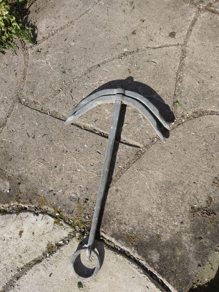 Anker, klap sammen anker med 4 spidser  55 cm l...