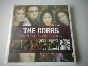 THE-CORRS-ORIGINAL-ALBUM-SERIES-5-CD-SET-2011-WARNER
