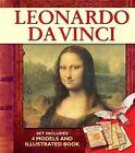 Leonardo Da Vinci Set by Barrington Barber 9781784047917 Hardback 2015