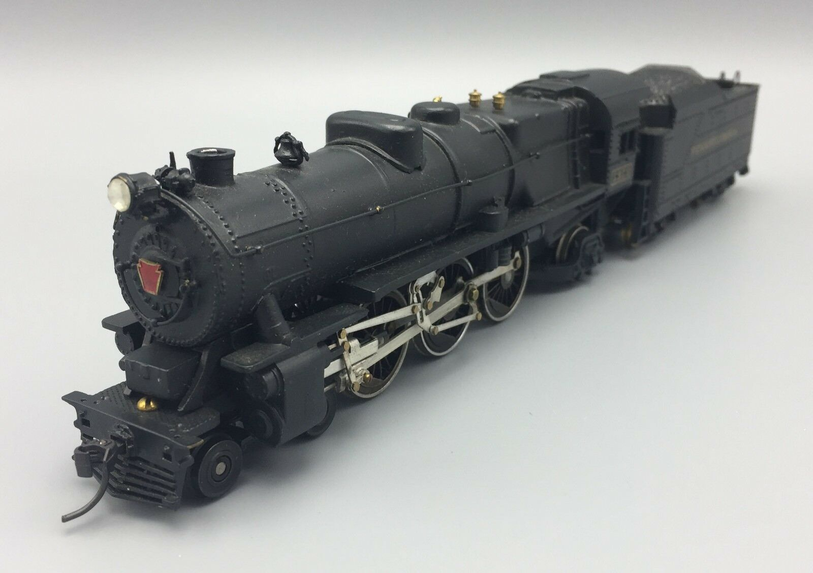 HO Bowser Ready to Roll K-4 Pacific PRR Item no.