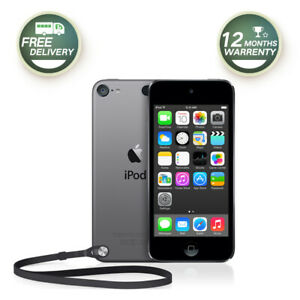 Refurbished-Apple-iPod-Touch-5th-Generation-16GB-Gray-Color-90-Days-Warrenty
