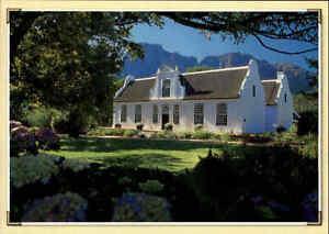 Postkarte-Suedafrika-Weingut-Boschendal-Region-Kapstadt-South-Africa-Post-Card