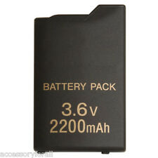 2200mAh 3.6V Rechargeable Battery Pack Replacement for Sony PSP 1000 Console
