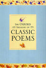 The Oxford Treasury of Classic Poems by Christopher Stuart-Clark, Michael Harrison (Paperback, 2001)