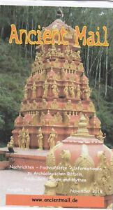 ANCIENT-MAIL-MAGAZIN-76-Sri-Lanka-Insel-der-Vimanas-Thomas-Ritter-NEU