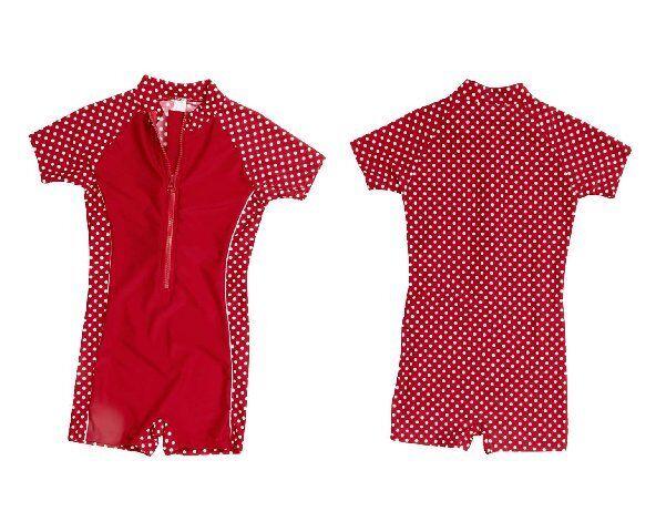 Costume da bagno RV NUOVO Playshoes POIS 104-152 protezione UV 50