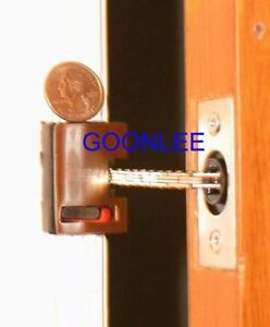 Security Open Type Anti-Theft Room Door Fastener Button Chain Safe-Guard