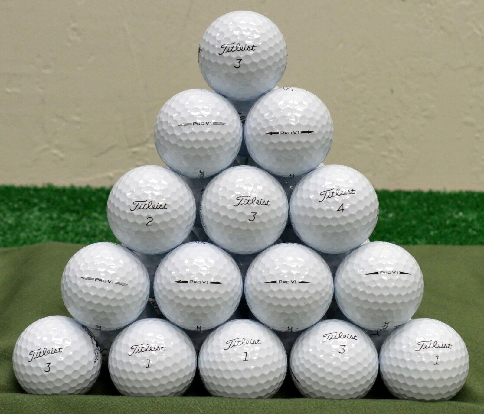 120 Titleist ProV1 4A Golf Balls