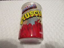 SUPER7 MUSCLE Multi Color Trash Can SDCC 2016 MOTU MASTERS OF THE UNIVERSE