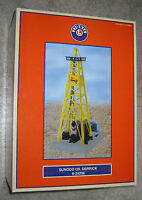 Lionel Sunoco Oil Derrick O Gauge Accessory Nod Donkey 6-24238 Old Stock