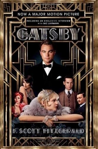 1 of 1 - The Great Gatsby [film tie-in], 1447225929, New Book