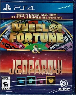 Wheel of fortune and jeopardy ps4 play