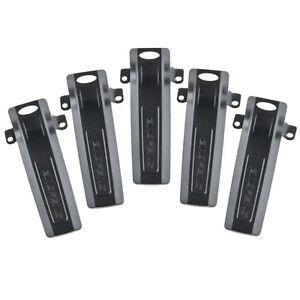 5X-Original-BaoFeng-Waist-Belt-Clip-UV-82-8W-UV-8D-UV-82HP-Walkie-Talkie-Radios