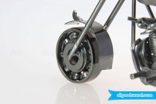 Chatarra arte hecho a mano Tuercas /& Pernos Pillion ASIENTO MOTO Motocicleta Modelo