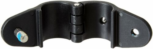 "7//8/"" Sea-Dog 273162-1 Hinged Jaw Slide Fitting with Bolt Black"