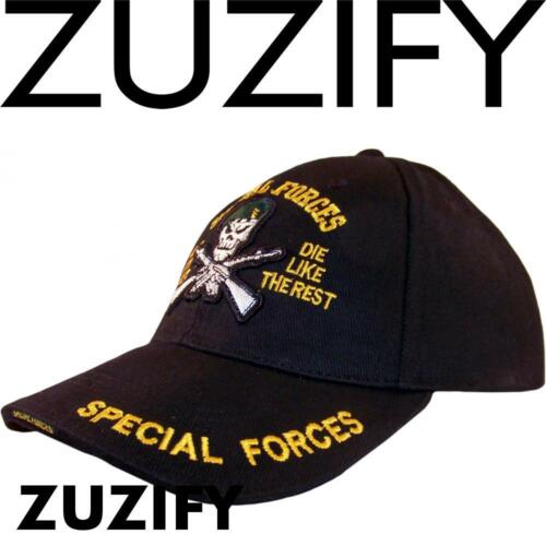 Special Forces Embroidered Cap ZUZIFY IN0144