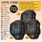 Soleus Ondas GPS Correr Reloj Digital Distancia De Alta Velocidad Pace