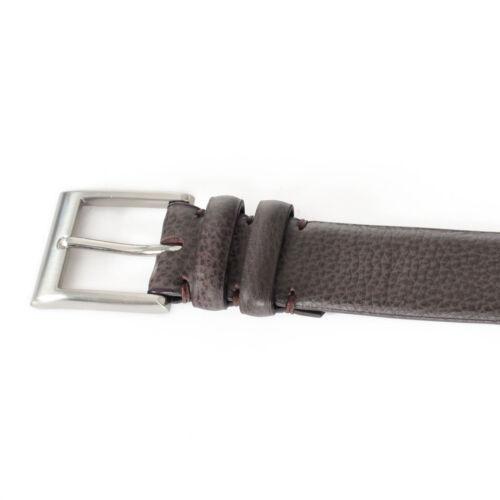 2904 Marco LTD Men/'s Classic Matte Pebble Grain Full grain Leather Dress Belt