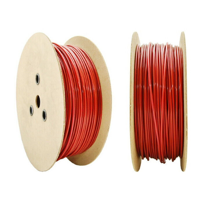 Draht Seil Drahtseil Seile PVC Kunststoff  1 - 8 mm ummantelt TOP PREIS