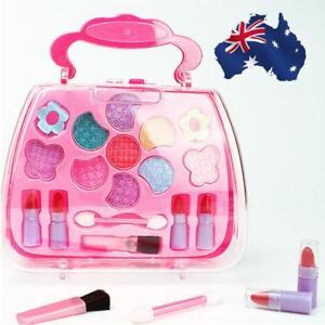 Princess Pretend Makeup Set Make Up Kids Girls Simulation Children Toy Xmas Gift