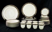 item 7 Set of Mikasa Georgian Mansion China Dinnerware Service for 8 Dinner Plate Bowl -Set of Mikasa Georgian Mansion China Dinnerware Service for 8 Dinner ... & Mikasa Daylight Dinnerware - Dinner Plate | eBay