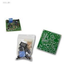 Akustikschalter/ Geräuschschalter Klatsch-Schalter 12V !BAUSATZ! Klatschschalter