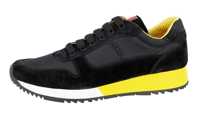 shoes PRADA LUSSO LUSSO LUSSO 3E5939 black ANANAS NUOVE 36 36,5 c78444