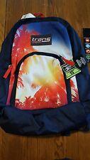 "Trans by JanSport Backpack Book Bag Hike Travel Laptop Sleeve 15"""