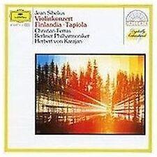 Sibelius: Violin Concerto / Finlandia / Tapiola