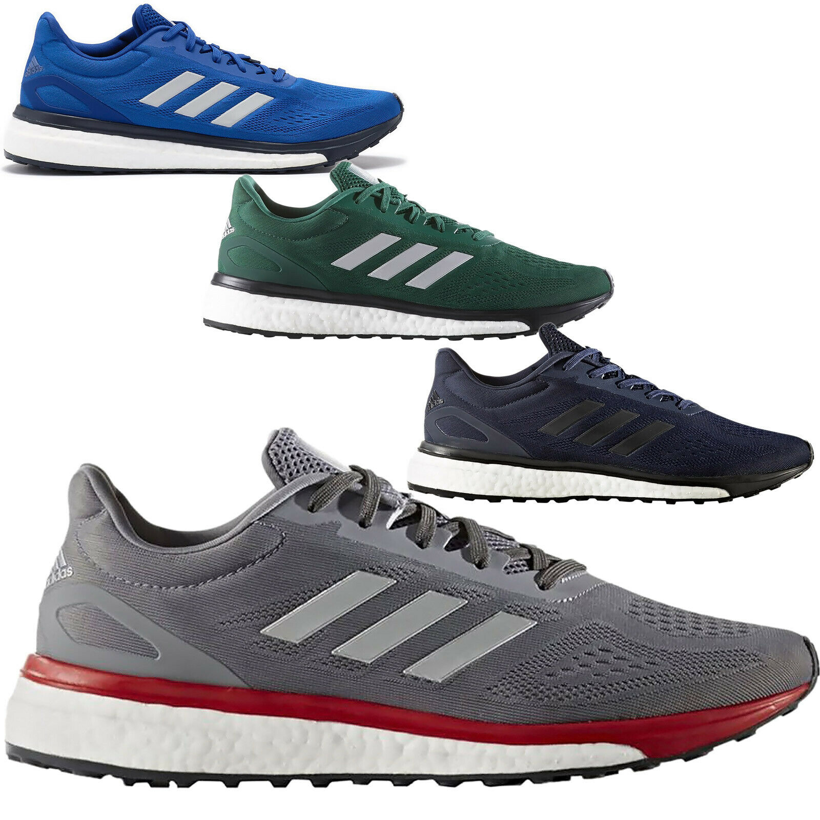 New Adidas Adidas Adidas Response Limited LT Boost Mens Running shoes 243b43