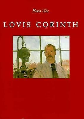 Lovis Corinth (California Studies in the History of Art), Uhr, Horst