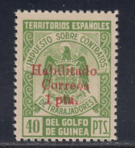 GUINEA-1939-NUEVO-SIN-FIJASELLOS-MNH-SPAIN-EDIFIL-259K-1-pts-40-pts-LOTE2