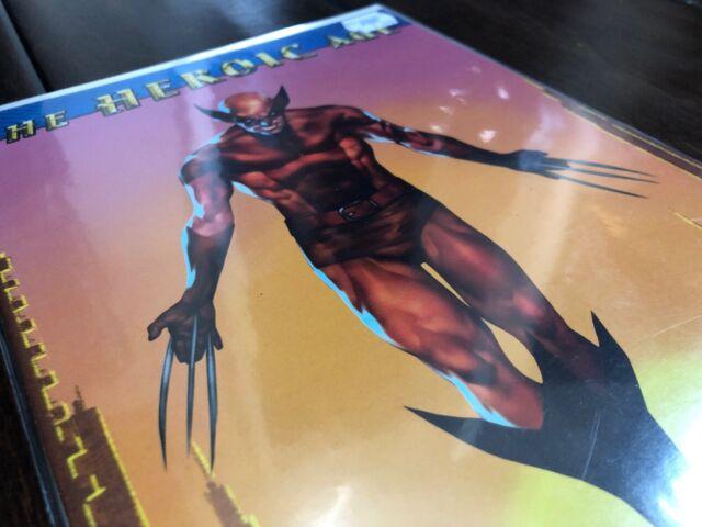 Dark Wolverine #86 Heroic Age 1:15 Variant Cover (Marvel Comics 2009) NM+