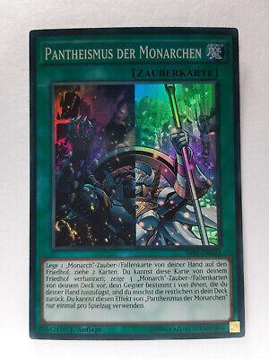 OP03-DE010 Domäne der wahren Monarchen Yugioh